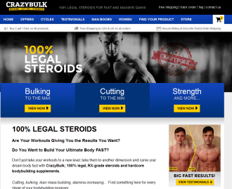 CrazyBulk Results (before and after photos) – Supplements