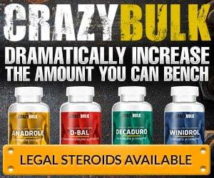 6-8 week steroid cycles