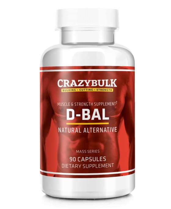 As an alternative, we recommend D-Bal which is a powerful, safe and effective for building muscle - read our full review here