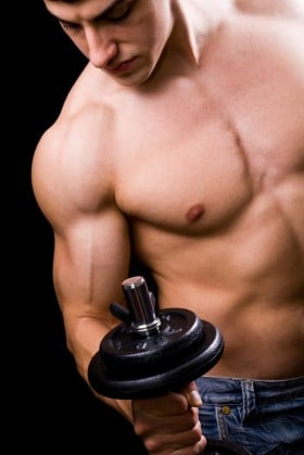 Testosterone should be taken by older men and men who want to build muscles and get more power