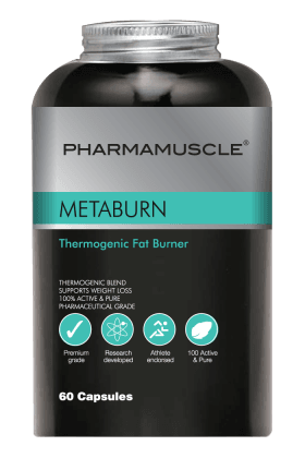 Metaburn - pharmacy grade natural Fatburner