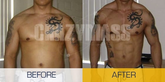 DianaBol - Before and After