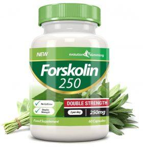 Boost your testosterone levels and burn fat easier with Forskolin 250 - get it now