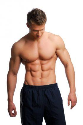 HGH increases muscle mass,