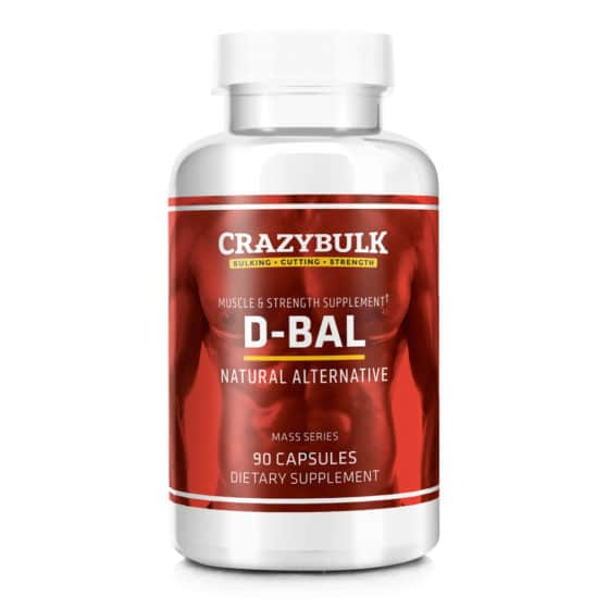 D-Bal, the dianabol alternative helps you achieve huge mass gains in a short time