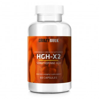 HGH - X2: one of the most powerful natural HGH releasers