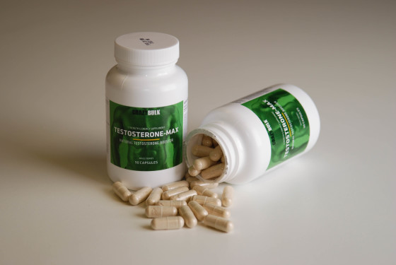 Testosterone MAX Dosage: 3 pills per day, 30 minutes before workouts