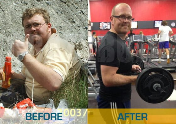 Testosterone MAX before and after photo