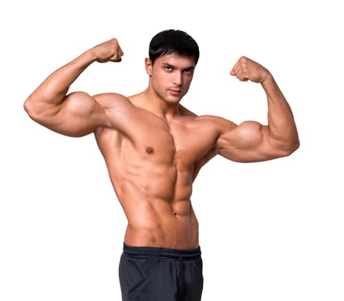 Clenbuterol reduces body fat percentage