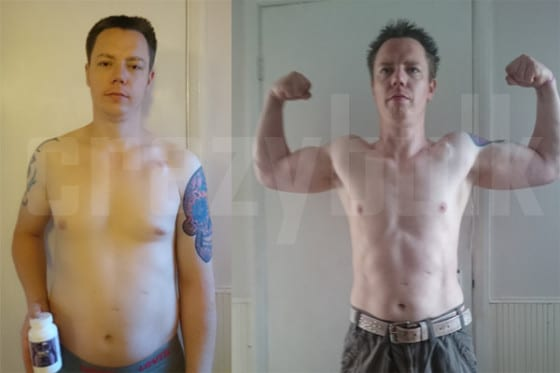 Carl had amazing results with T-Bal75