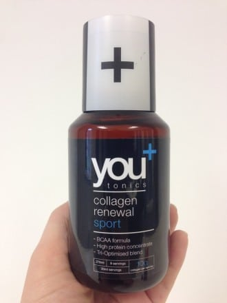 YouTonics Sport promotes faster post-workout recovery