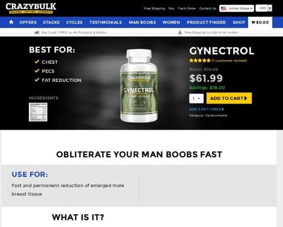 Buy Gynectrol online