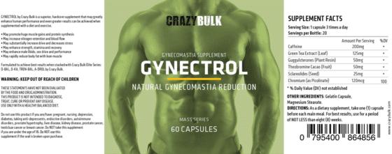 gynectrol-ingredients
