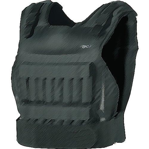 What are the top 4 exercises with a weighted vest?