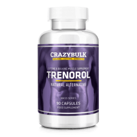 Trenorol - shedding fat while gaining muscle! Read our full review of this amazing Trenbolone alternative